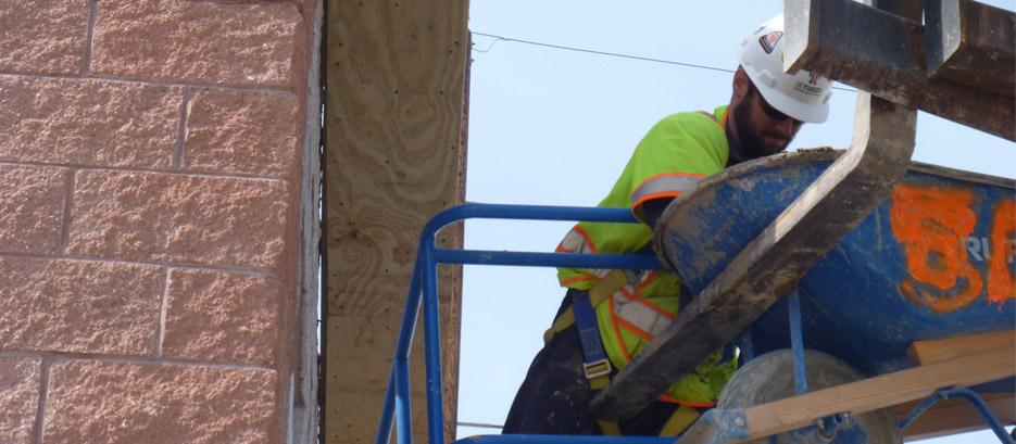 Commercial Concrete Contractor services